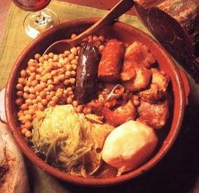 Cocido Maragato, una comida llena de energía