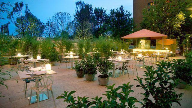 Fuse terraza bar Hotel Puerta América