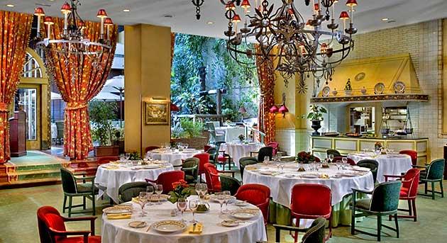 Restaurantes una cena de navidad diferente en madrid - Restaurantes navidad madrid ...