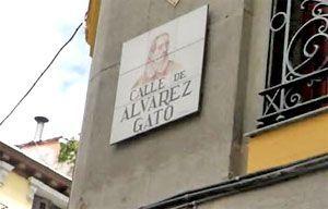 calle Álvarez Gato
