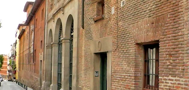Convento Trinitarias Madrid