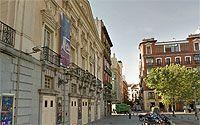 Teatro espanol - Corral del Príncipe