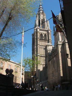 Catedral Toledo Vertical