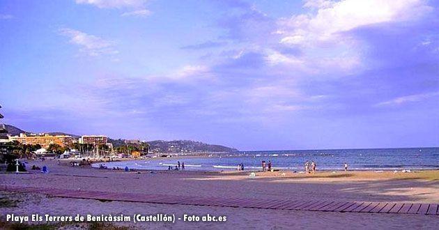 Playa Els Terrers de Benicassim