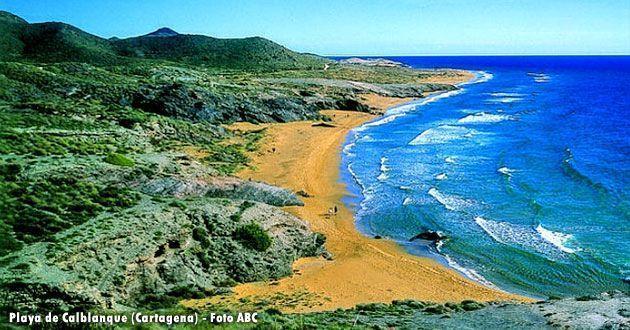 Playa de Calblanque Cartagena
