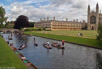 Ciudad de Cambridge