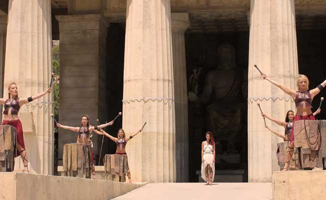 Terra Mítica Grecia