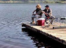 Dónde pescar en Madrid