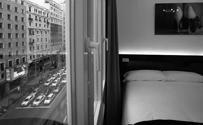 Hotel boutique en Madrid