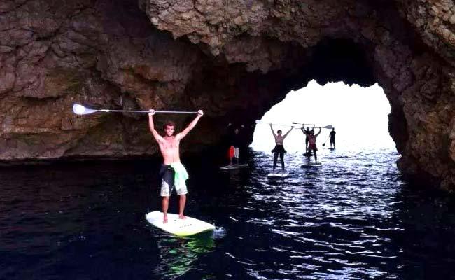Mejores sitios paddle surf Gerona