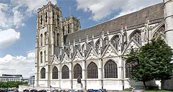 Catedral de San Miguel Bruselas