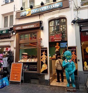 Le Funanbule en Bruselas