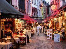 Rue de Bouchers Bruselas