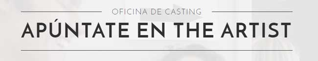 Apuntarse a castings