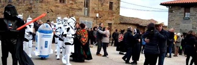 Carnaval Villanueva de Valrojo