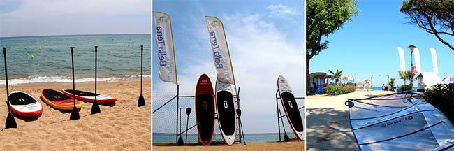 Paddle Surf Costa Brava
