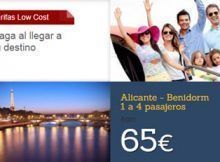 Traslados aeropuerto Alicante y Benidorm