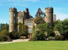 Castillo de malahide Irlanda