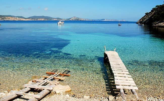 Cala Llentrisca Ibiza