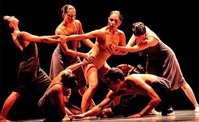 Festival de Danza en Zaragoza