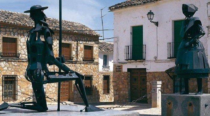 El Toboso, en Toledo