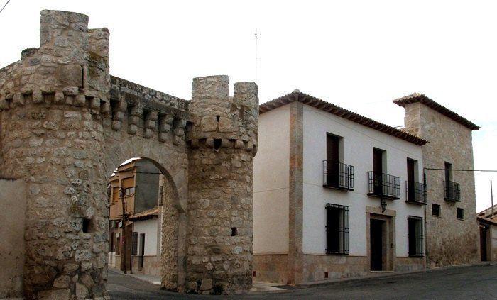 Puerta de toledo yepes for Shoko puerta de toledo