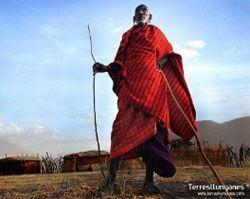 Tribu de los Masai