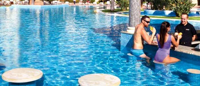 Hotel en el Algarve
