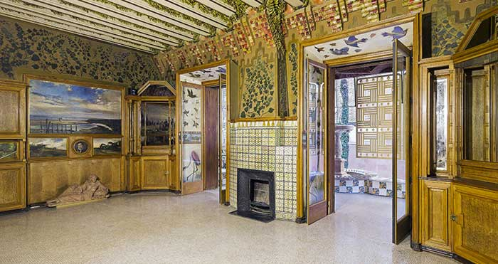 Interior Casa Vicens
