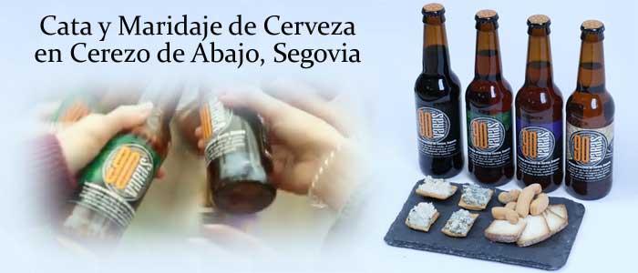 Maridaje de cerveza