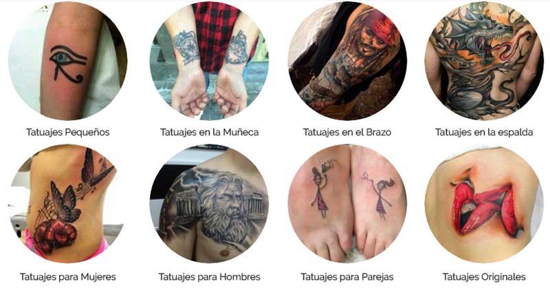 Tipos de tatuaje