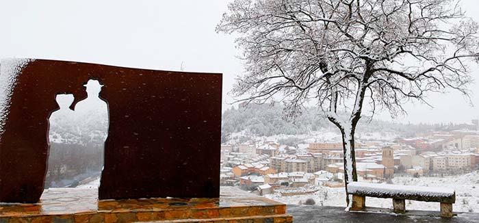 Ermita del Mirón y Mirador Cuatro Vientos