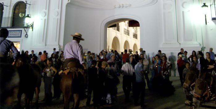 Romeria Ermita de El Rocío