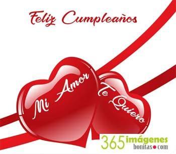 Imagen feliz cumpleaños amor