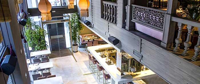 Café Saigón Madrid