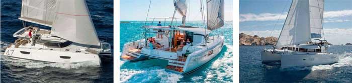 Alquiler de catamaranes Costa del Sol