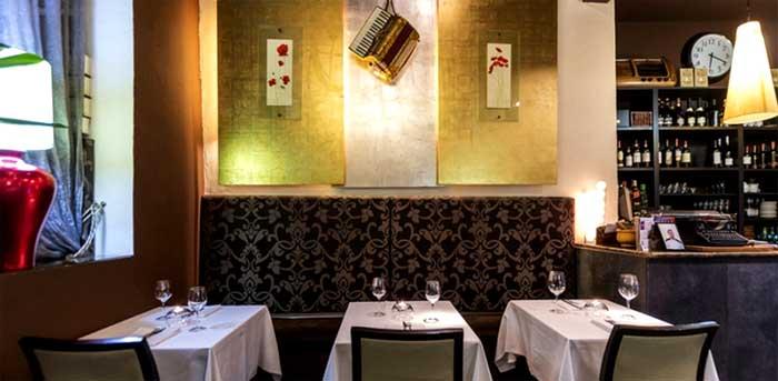 Restaurante Giogia