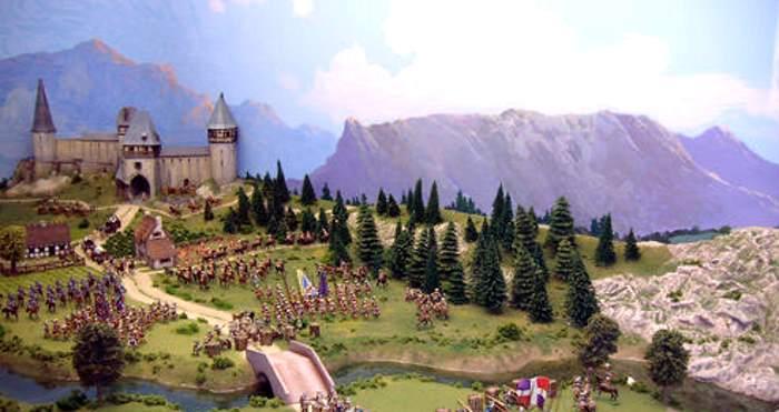 Museo de Miniaturas Militares Jaca