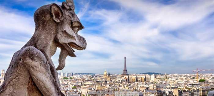 Restaurantes París en las alturas