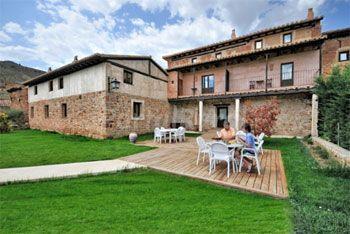 Casas de campo Albarracin