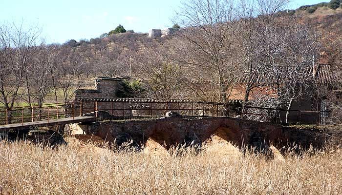 Puente Romano Malagón