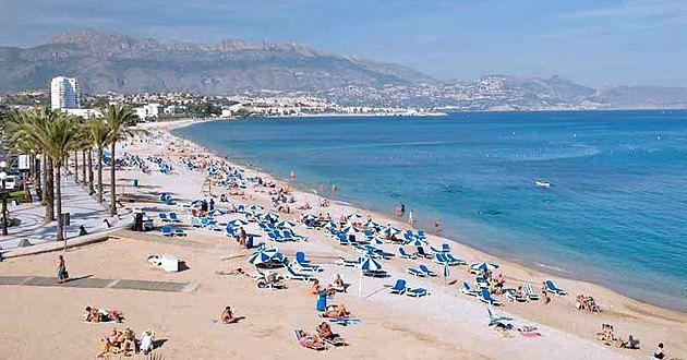 Playa del Raco de'l Albir