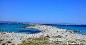 Playa Es Pas de Es Trucadors