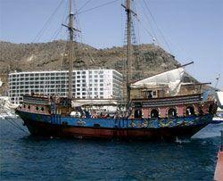 Despedidas de soltero en barco pirata