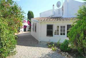 Alquilar casa de pueblo en Menorca
