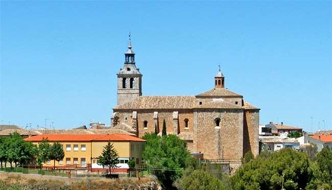Iglesia Santo Tomás Dos Barrios