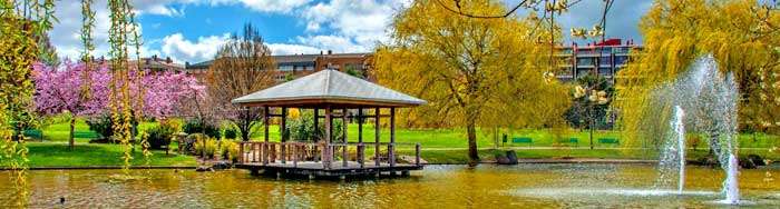 Parque Yamaguchi Pamplona