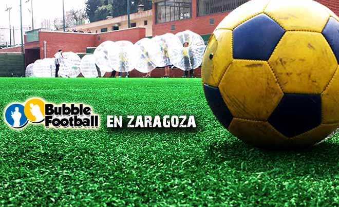 Franquicias Bubble Football Zaragoza