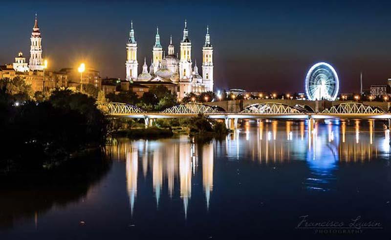 Skyline de Zaragoza