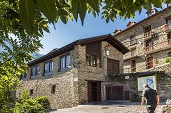 Oficina turismo Parc Natural de l'Alt Pirineu